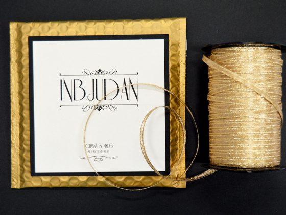 Bröllopskort-guldig-champapagne