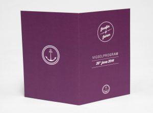 Torekov vigselprogram sid 1 och 4