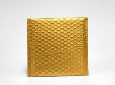 Champange guld bubbelkuvert