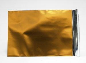 Stort Guldigt foliekuvert