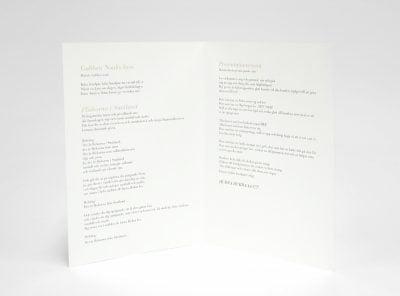 Vaxholm festprogram sid 2 och 3