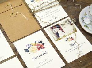 Askersund ivory bröllopskollektion 50 tals inspirerad