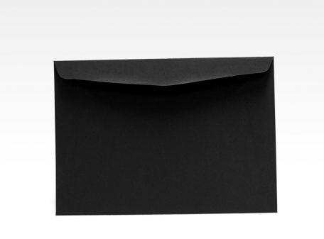 Portland svart kuvert till bröllopsinbjudan