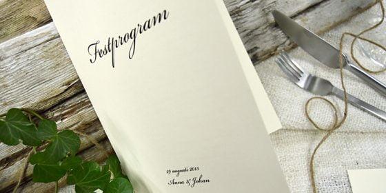 Stockholm Ivory festprogram in