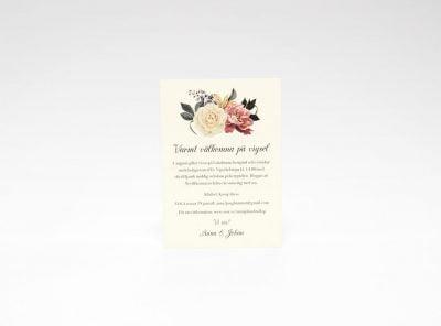 Bröllopsinbjudan 50 tal inspirerad-sid-1