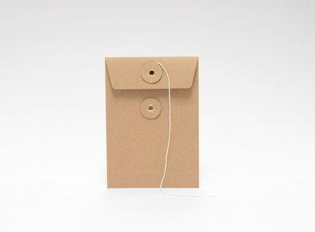 Askersund snodd kuvert till bröllopskort