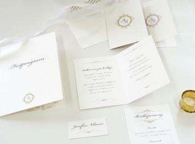 Inbjudningskort-festprogram-kuvert-Château