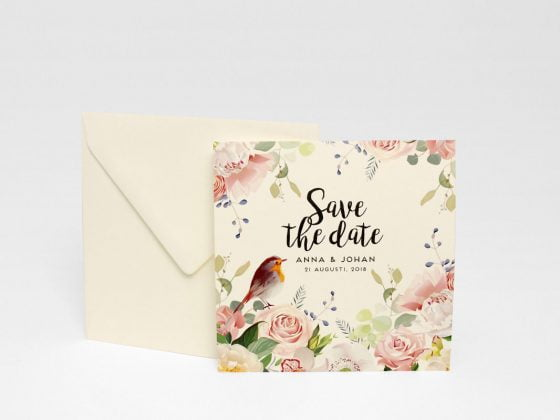 Save-the-date-kort-Duvemåla-boho-med-kuvert