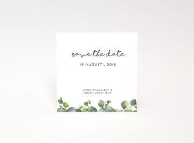 Save-the-date-kort-framsida-Eucalyptus