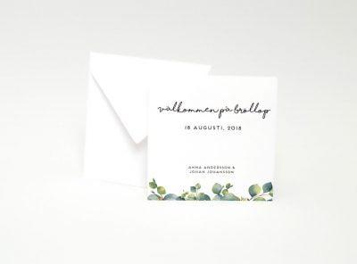 Inbjudningskort-med-kuvert-Eucalyptus