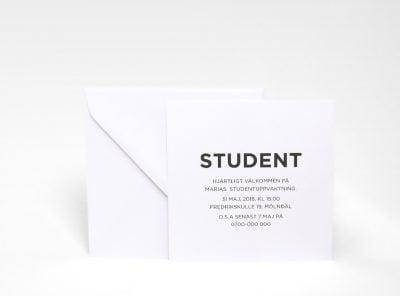 Inbjudningskort-student-med-vitt-kuvert