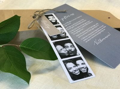 Happy Bröllopskollektion med foto