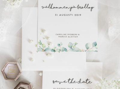 Bröllopskollektioner