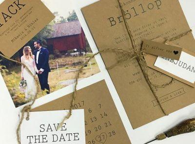 Bröllopskollektion