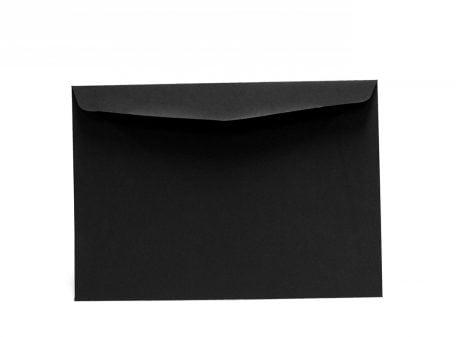 Passar till format A5 kuvert svart