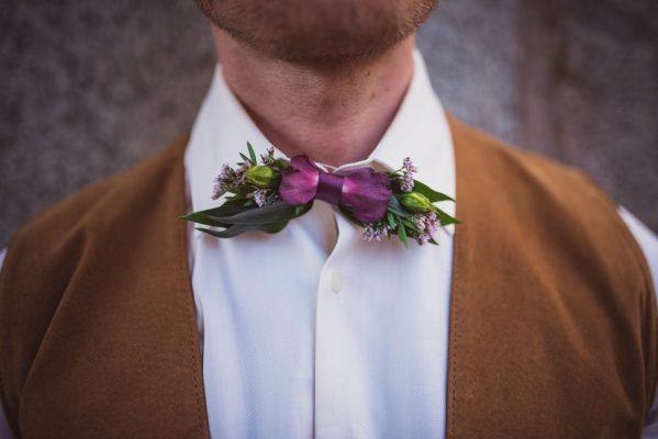 fin fluga bröllop