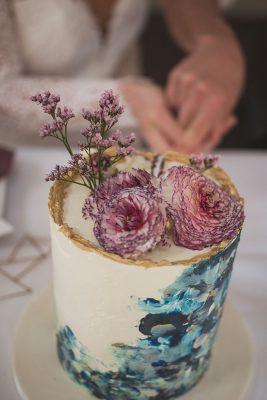 tårta bröllop inspiration